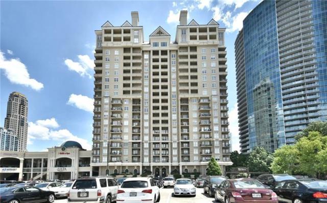 3334 Peachtree Road NE #1009, Atlanta, GA 30326 (MLS #5948720) :: The Justin Landis Group
