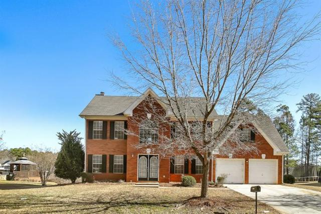 12434 Lakeside Parkway, Fayetteville, GA 30215 (MLS #5950709) :: Carr Real Estate Experts