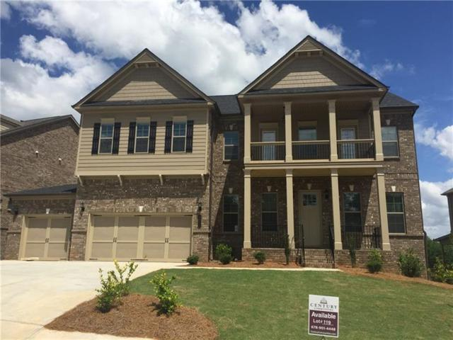 4671 Point Rock Drive, Buford, GA 30519 (MLS #5951140) :: The Bolt Group