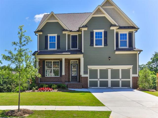 6828 New Fern Lane, Flowery Branch, GA 30542 (MLS #5952578) :: North Atlanta Home Team
