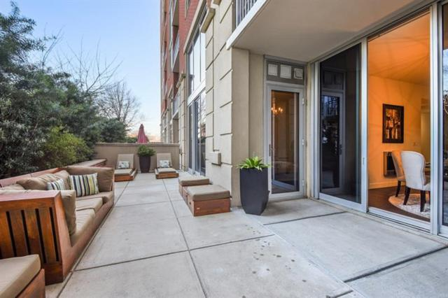 1820 Peachtree Street #304, Atlanta, GA 30309 (MLS #5952934) :: RE/MAX Paramount Properties