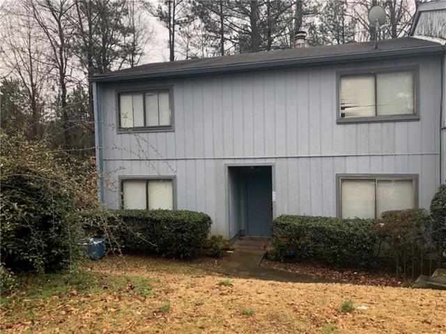 933 Pine Oak Trail #933, Austell, GA 30168 (MLS #5953446) :: North Atlanta Home Team