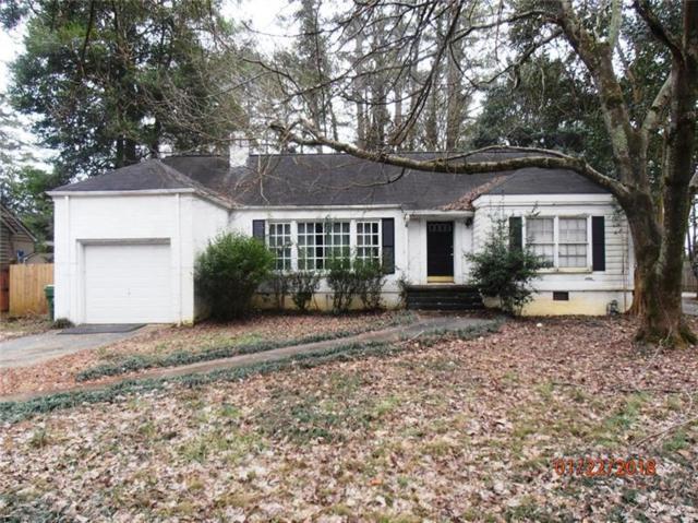 4522 Wieuca Road NE, Atlanta, GA 30342 (MLS #5953730) :: North Atlanta Home Team