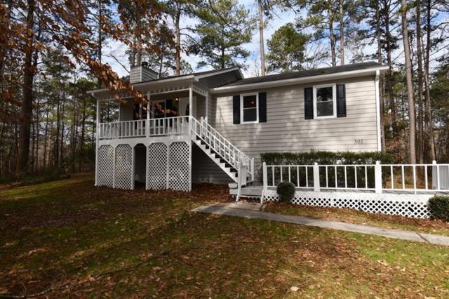 301 Arbor Way Way, Dallas, GA 30157 (MLS #5953800) :: Kennesaw Life Real Estate