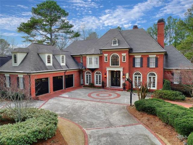 120 National Drive, Johns Creek, GA 30097 (MLS #5955239) :: North Atlanta Home Team