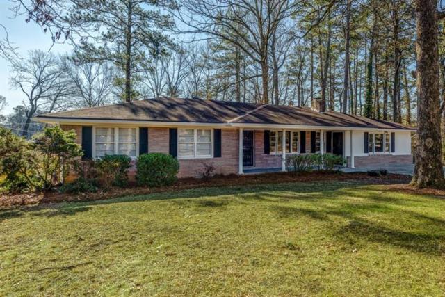 639 Concord Road SW, Smyrna, GA 30082 (MLS #5955520) :: North Atlanta Home Team