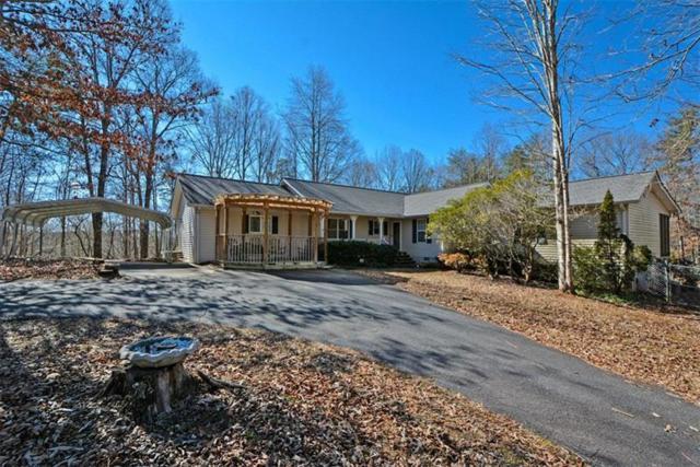 160 Lovelace Road, Clarkesville, GA 30523 (MLS #5955922) :: The Bolt Group