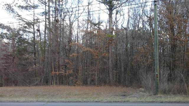 0 Old Hwy 411, Chatsworth, GA 30705 (MLS #5956997) :: Good Living Real Estate