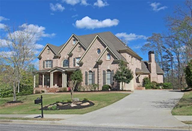 1670 Eversedge Drive, Alpharetta, GA 30009 (MLS #5957184) :: North Atlanta Home Team
