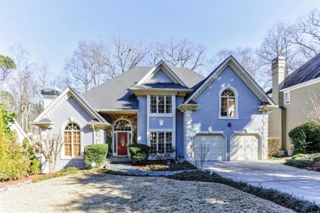 4271 Ridgehurst Drive SE, Smyrna, GA 30080 (MLS #5957520) :: North Atlanta Home Team