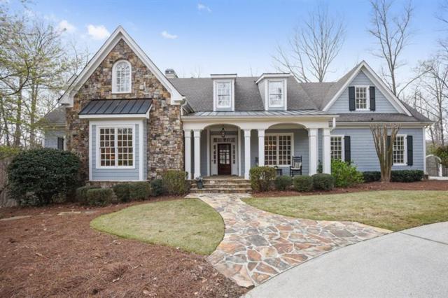 625 S Keeler Woods Drive NW, Marietta, GA 30064 (MLS #5957687) :: North Atlanta Home Team