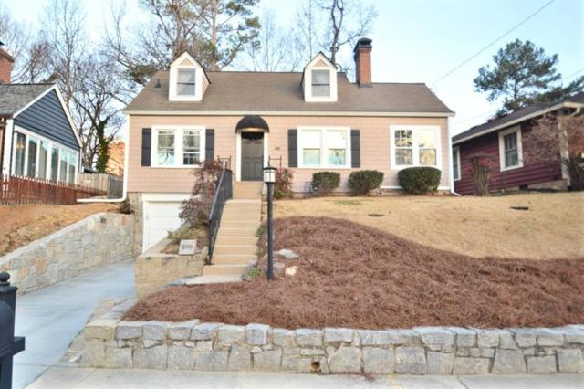 810 Martina Drive NE, Atlanta, GA 30305 (MLS #5957950) :: North Atlanta Home Team