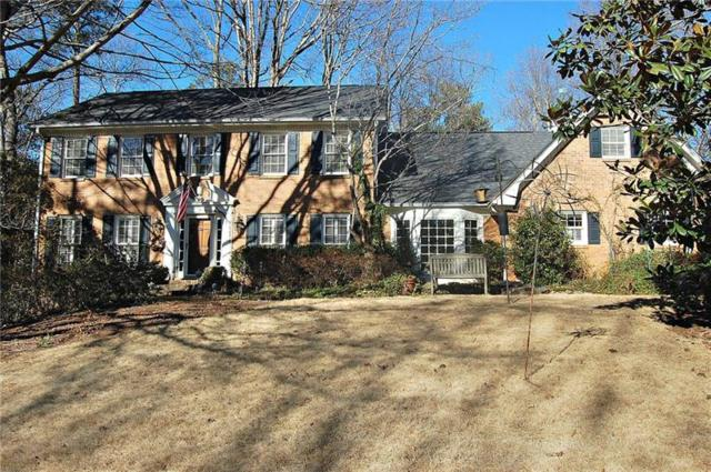 1878 Leiden Court, Dunwoody, GA 30338 (MLS #5957974) :: North Atlanta Home Team
