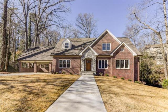 1356 Springdale Road NE, Atlanta, GA 30306 (MLS #5958320) :: North Atlanta Home Team