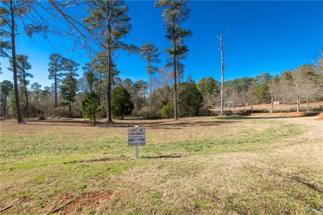 417 Fox Valley Drive, Monroe, GA 30656 (MLS #5958483) :: Tonda Booker Real Estate Sales