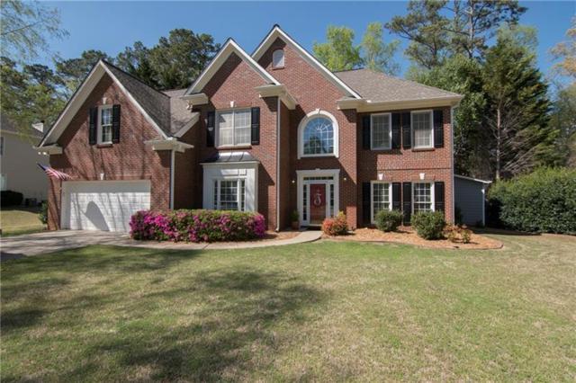 2434 Tall Timbers Trail, Marietta, GA 30066 (MLS #5959374) :: Carr Real Estate Experts