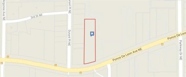 368 Ponce De Leon Avenue NE, Atlanta, GA 30308 (MLS #5959449) :: The Zac Team @ RE/MAX Metro Atlanta