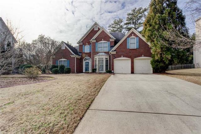 1284 Crown Terrace, Marietta, GA 30062 (MLS #5959710) :: North Atlanta Home Team