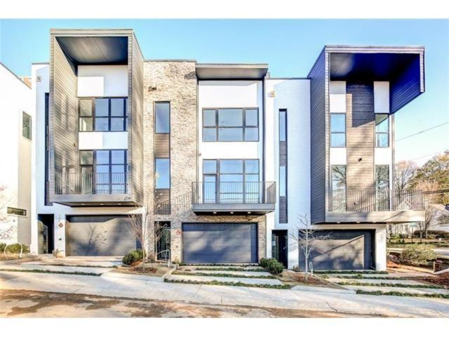 202 Birch Street #11, Decatur, GA 30030 (MLS #5959979) :: North Atlanta Home Team