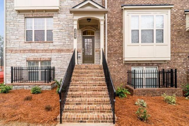 2628 Vintage Drive #8, Alpharetta, GA 30009 (MLS #5960078) :: North Atlanta Home Team