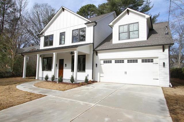 408 Woodhaven Drive, Decatur, GA 30030 (MLS #5960150) :: North Atlanta Home Team