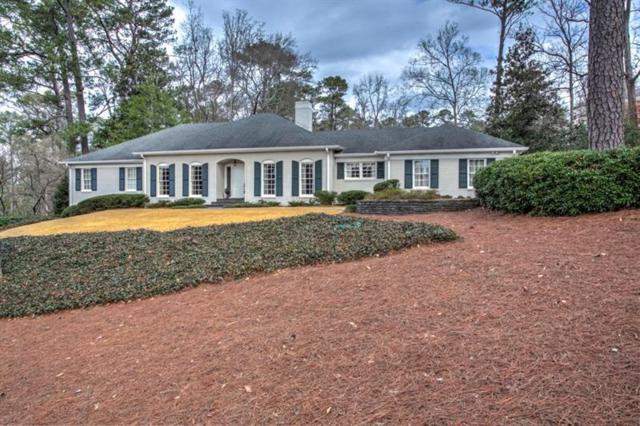 389 Blackland Road NW, Atlanta, GA 30342 (MLS #5961444) :: North Atlanta Home Team