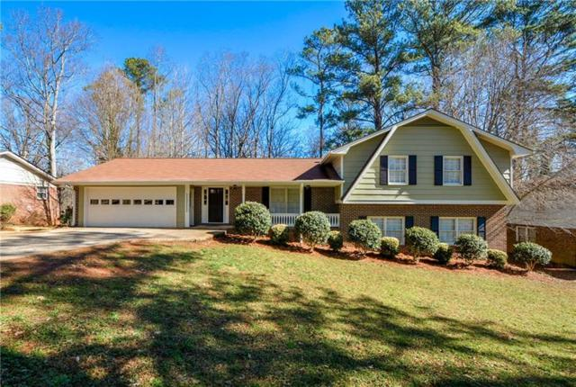 652 Ridgeview Drive, Lilburn, GA 30047 (MLS #5961553) :: Rock River Realty