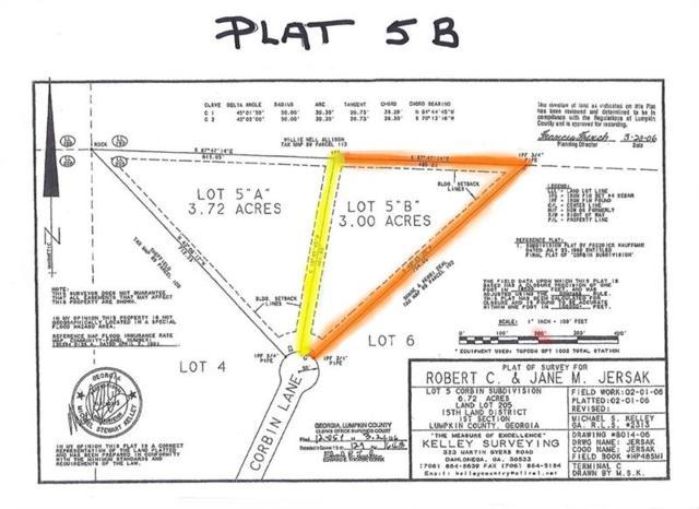 5 Corbin Lane, Dahlonega, GA 30533 (MLS #5961680) :: The Cowan Connection Team