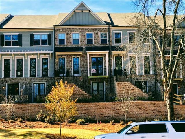 3581 Parkside Way #30, Brookhaven, GA 30319 (MLS #5961695) :: North Atlanta Home Team