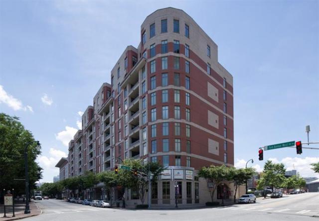 250 Park Avenue West NW #701, Atlanta, GA 30313 (MLS #5961793) :: North Atlanta Home Team