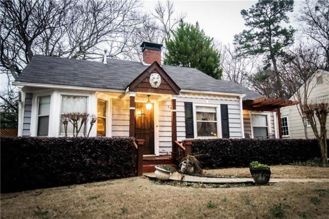 542 E Lake Drive, Decatur, GA 30030 (MLS #5962518) :: Path & Post Real Estate