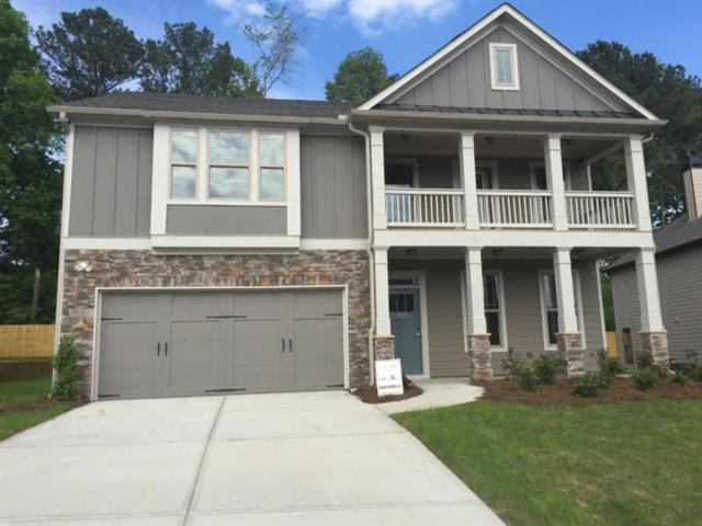 1357 Halletts Peak Place, Lawrenceville, GA 30044 (MLS #5962560) :: The Zac Team @ RE/MAX Metro Atlanta