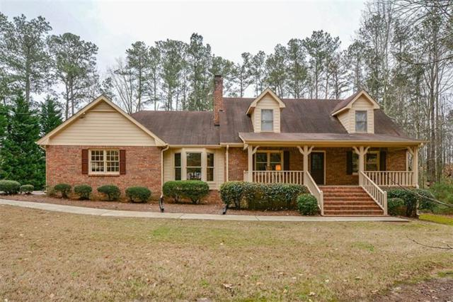 159 Level Creek Road, Sugar Hill, GA 30518 (MLS #5962655) :: The North Georgia Group