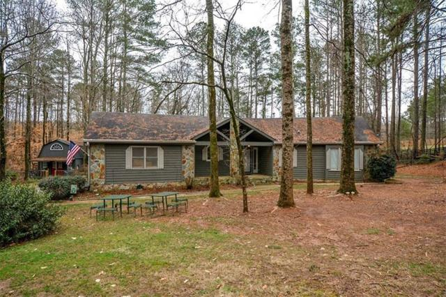 149 Level Creek Road, Sugar Hill, GA 30518 (MLS #5962656) :: The North Georgia Group