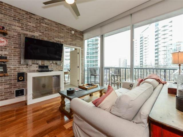 1080 Peachtree Street NE #1112, Atlanta, GA 30309 (MLS #5962892) :: The Zac Team @ RE/MAX Metro Atlanta