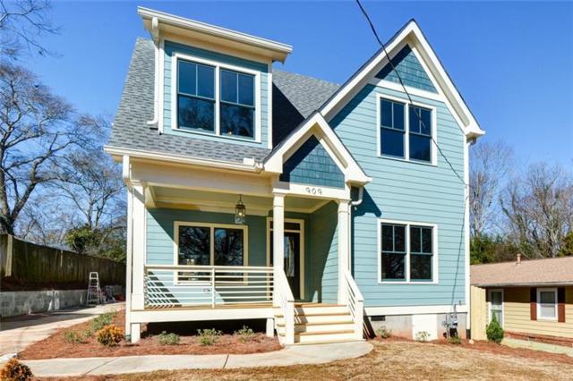 909 Stallings Avenue SE, Atlanta, GA 30316 (MLS #5962906) :: North Atlanta Home Team