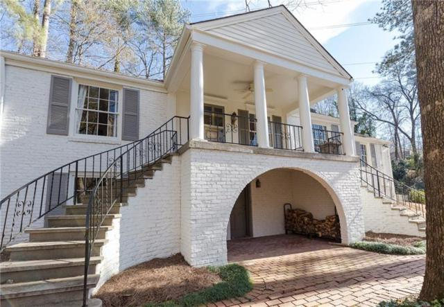 550 Spring Valley Road NW, Atlanta, GA 30318 (MLS #5962996) :: Carr Real Estate Experts