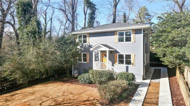 339 Madison Avenue, Decatur, GA 30030 (MLS #5963116) :: Path & Post Real Estate