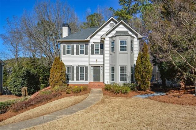 907 Feather Creek Lane, Woodstock, GA 30189 (MLS #5963262) :: North Atlanta Home Team