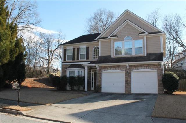 4499 Columbus Circle, Acworth, GA 30101 (MLS #5963429) :: North Atlanta Home Team