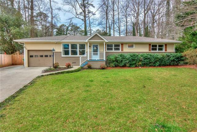 1340 Navajo Place NE, Brookhaven, GA 30319 (MLS #5963816) :: North Atlanta Home Team