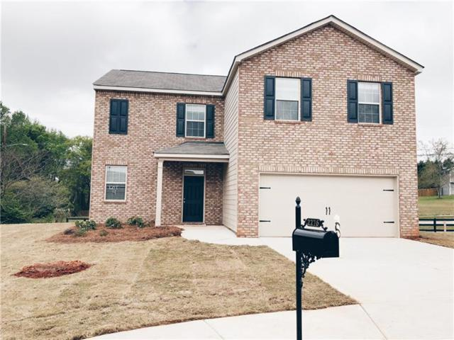 2181 Sawgrass Drive, Hampton, GA 30228 (MLS #5963937) :: The Russell Group