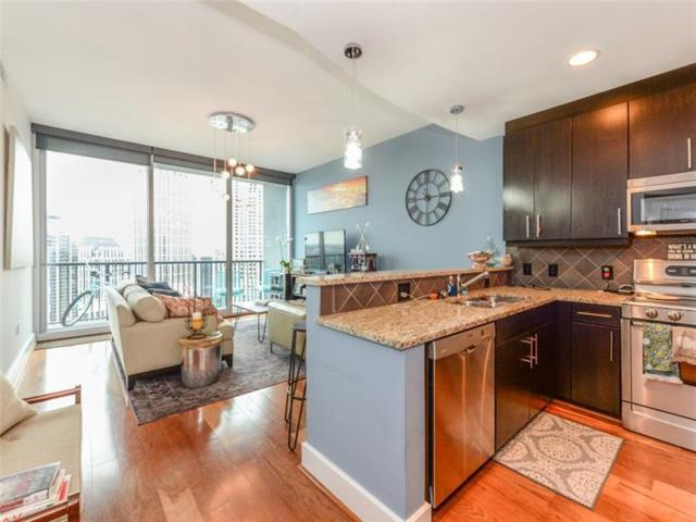 1080 Peachtree Street NE #2416, Atlanta, GA 30309 (MLS #5964266) :: The Zac Team @ RE/MAX Metro Atlanta