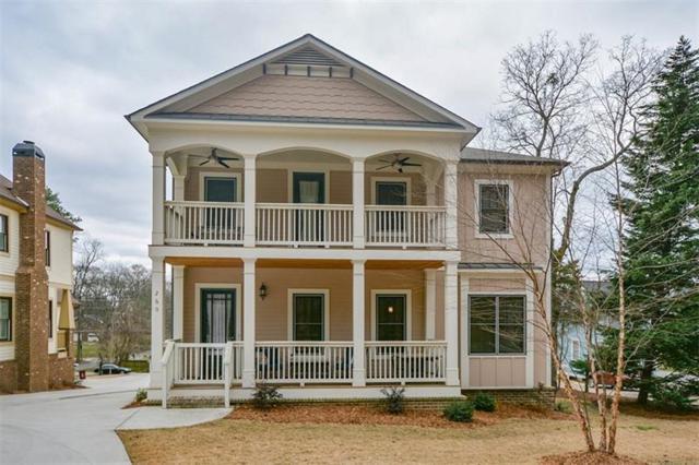 260 Wingo Street, Norcross, GA 30071 (MLS #5964435) :: North Atlanta Home Team