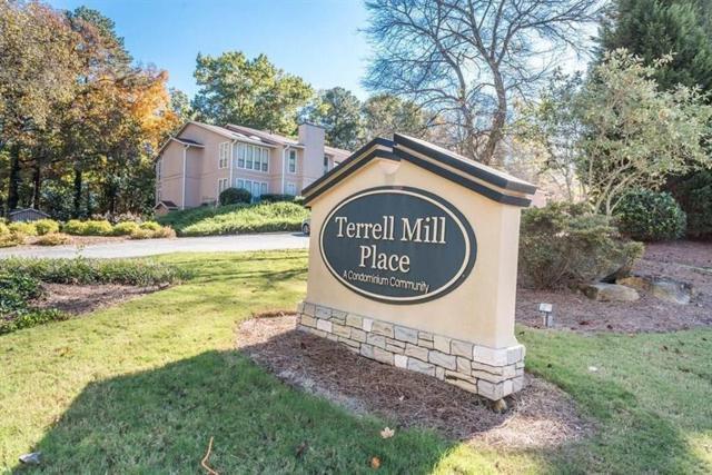 1535 Terrell Mill Place SE I, Marietta, GA 30067 (MLS #5965380) :: North Atlanta Home Team