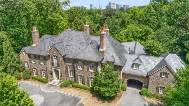 3003 Habersham Road NW, Atlanta, GA 30305 (MLS #5965498) :: Dillard and Company Realty Group