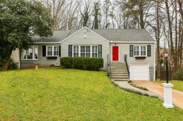 1362 Briarcliff Road NE, Atlanta, GA 30306 (MLS #5965586) :: North Atlanta Home Team