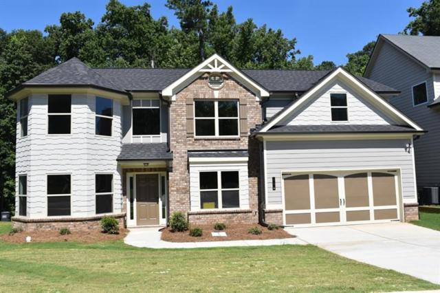 450 Cattail Ives Road, Lawrenceville, GA 30045 (MLS #5965876) :: RE/MAX Paramount Properties