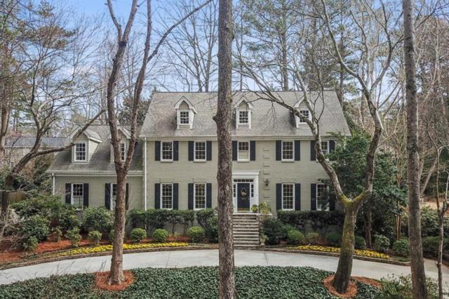 995 Ivy Falls Drive, Sandy Springs, GA 30328 (MLS #5966337) :: Buy Sell Live Atlanta