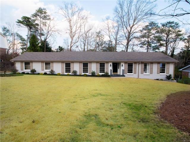 1961 Starfire Drive NE, Atlanta, GA 30345 (MLS #5966391) :: North Atlanta Home Team